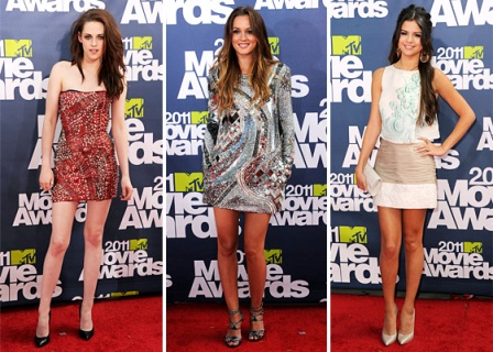 kristen stewart 2011 mtv music awards. 2011 MTV Movie Awards