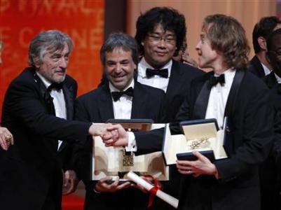 2011 Palme d'Or winner