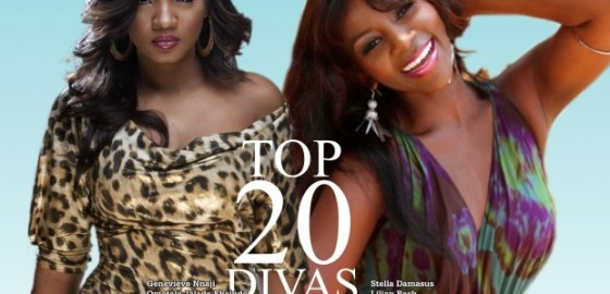 NOLLYWOOD DIVAS AWARDS MAGAZINE ®