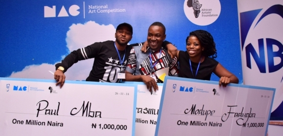 NATIONAL ART COMPETITION : Grand Finale at the CIVIC Center Lagos