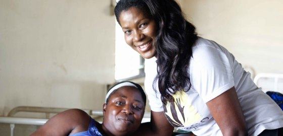 15 Women with VVF Benefit from Diamond Bank & Stephanie Linus' Extended Hands Foundation