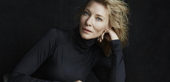 Australian Actor Cate Blanchett Jury President Festival de Cannes 2018.