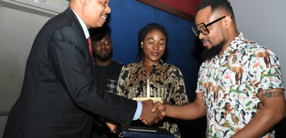 WINNERS OF 8TH EDITION OF EKO INTERNATIONAL FILM FESTIVAL 2018