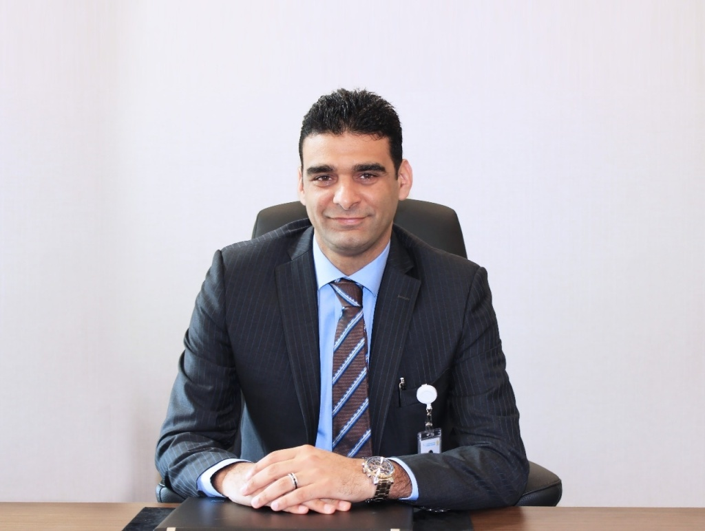 Dr Yehia El Gabbani, Hospital Director of Emirates Hospital