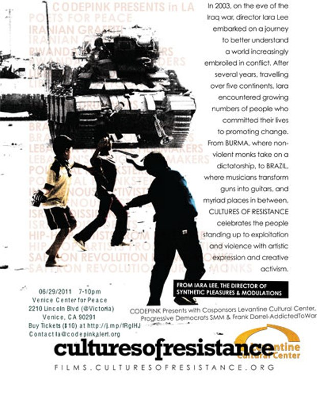 Cultures of Resistance
