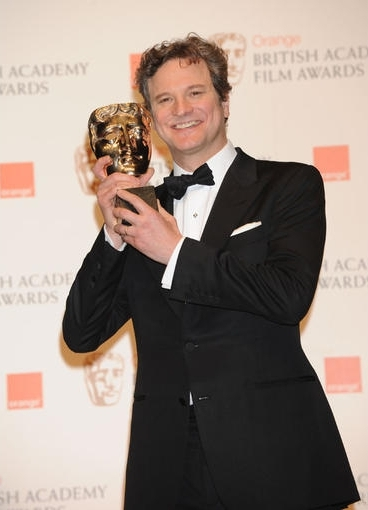 Leading Actor Colin Firth