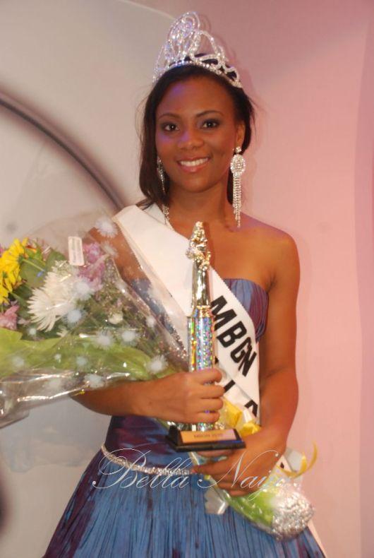 Miss Plateau – Fiona Aforma Amuzie – MBGN World