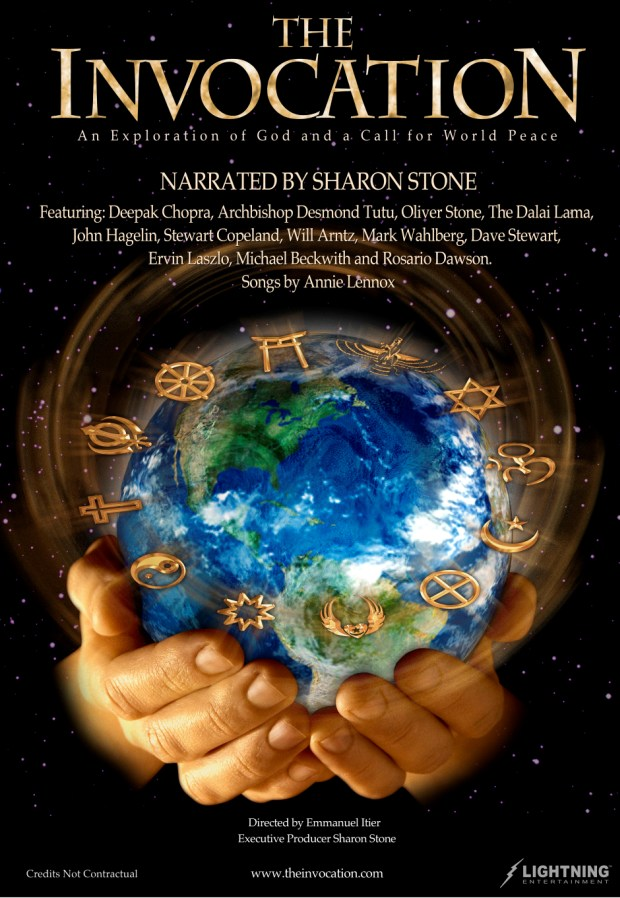 THE INVOCATION narrated by Sharon stone