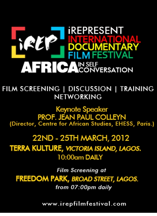 iREP 2012 OFFICIAL POSTER