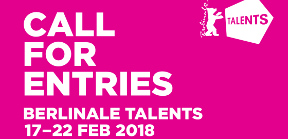 Applications are now open for Berlinale Talents 2018. Please spread the word and apply by September 4, 2017.